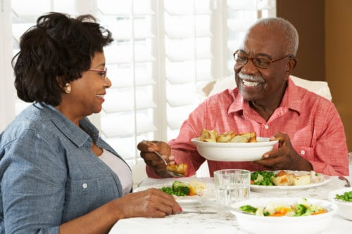 Tips: How to Encourage an Older Adult to Eat Healthily