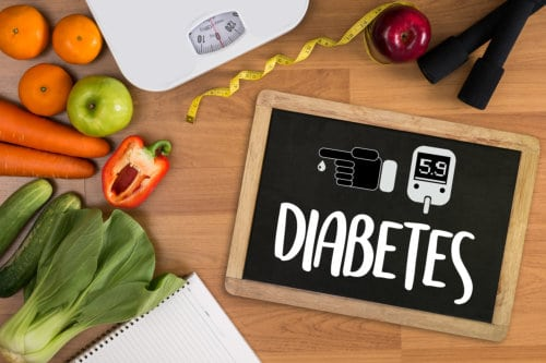 Proper Diet and Care for Patients with Diabetes