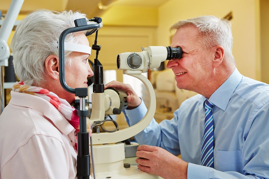 Does Your Elderly Loved One Have a Serious Eye Health Issue?