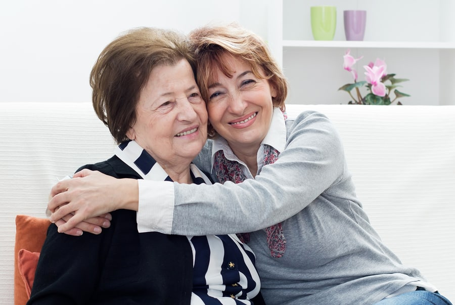 Talking to Your Parent About Elder Care