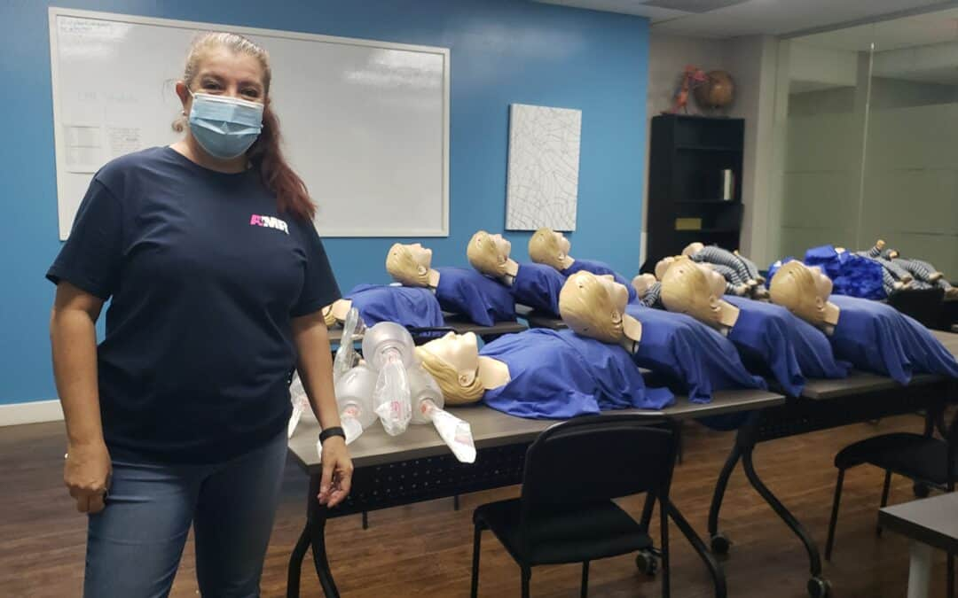 CPR Instruction and Certification