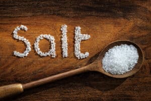 Elderly Care Pomona, CA: Salt and Your Senior's Diet