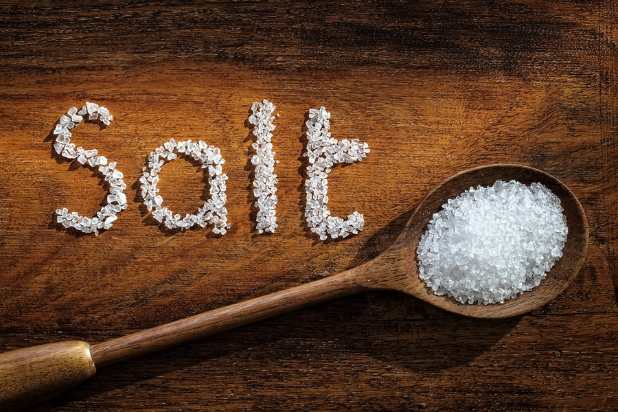 Is Salt Hiding in Your Senior's Diet?