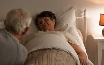 Is Your Senior's Sleep Routine Off?