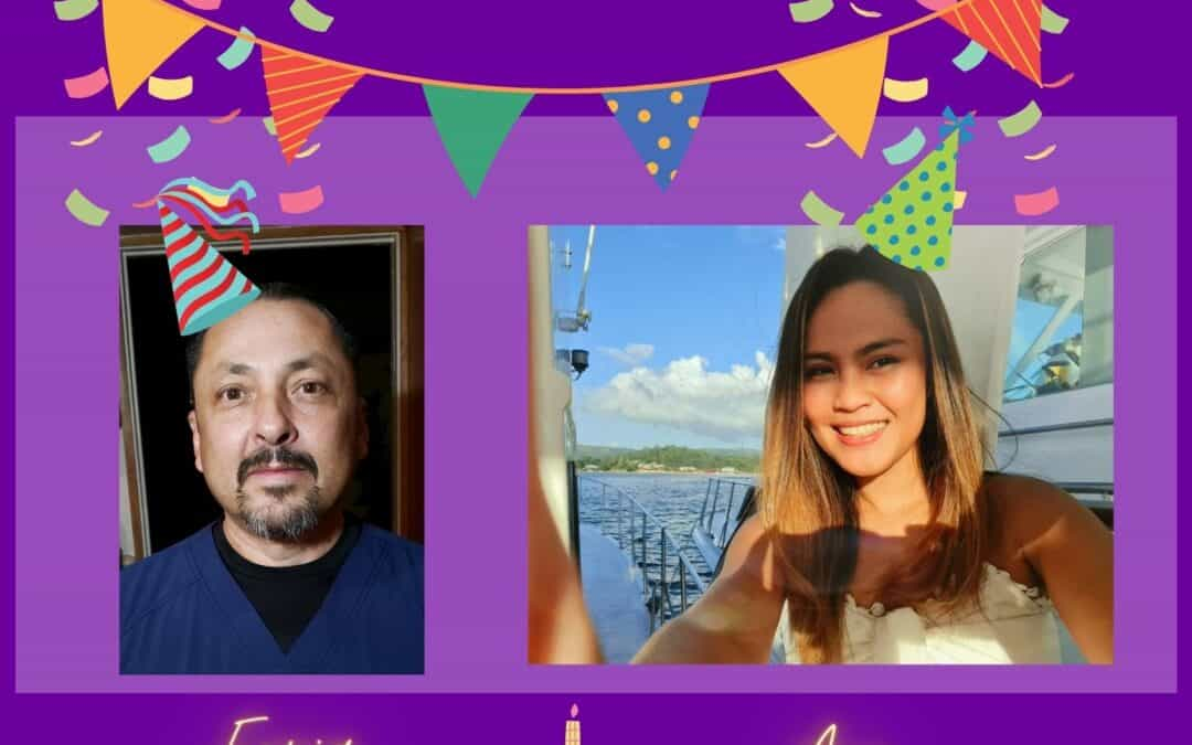 Happy Birthday Care Providers