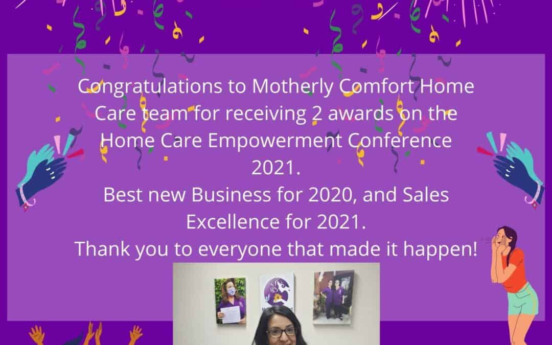 Congratulations to our Comfort Care Team